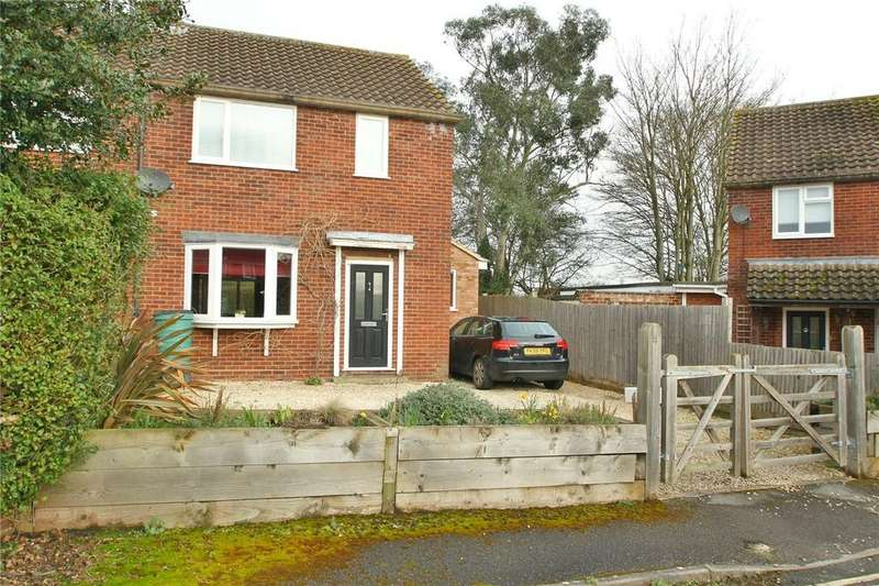 3 Bedrooms Semi Detached House for sale in Moats Crescent, Thame, OX9