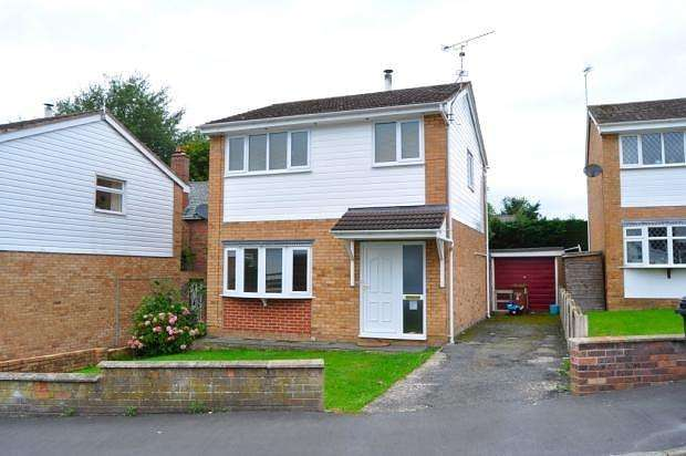 3 Bedrooms Detached House for rent in 4 Avon Court, Mold
