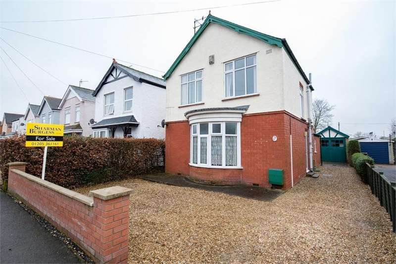 3 Bedrooms Detached House for sale in Park Road, Boston, Lincolnshire