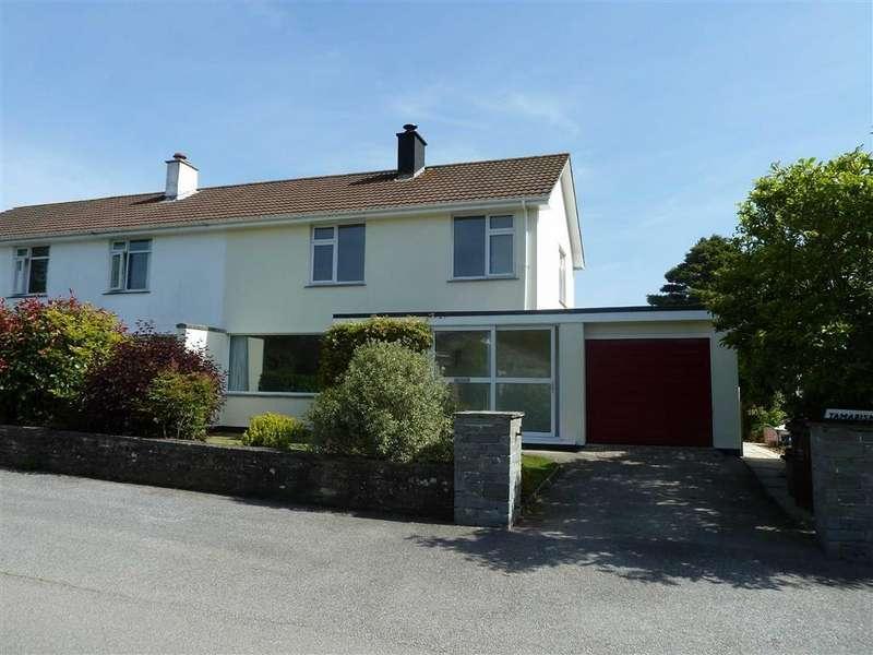 3 Bedrooms Semi Detached House for rent in Feock, Truro, Cornwall, TR3