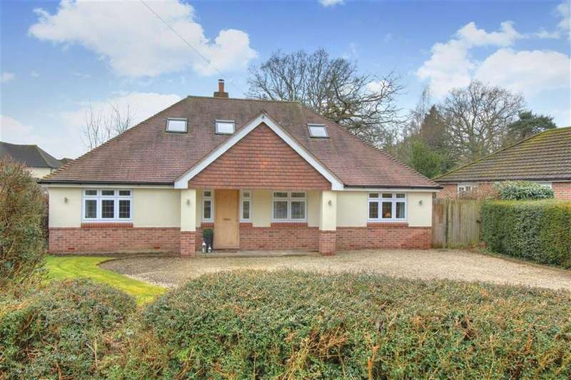 4 Bedrooms Chalet House for sale in Malibres Road, Hiltingbury, Chandlers Ford, Hampshire