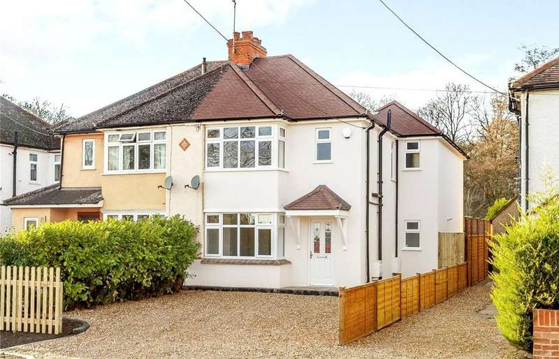 3 Bedrooms Semi Detached House for sale in New Road, Ascot, Berkshire