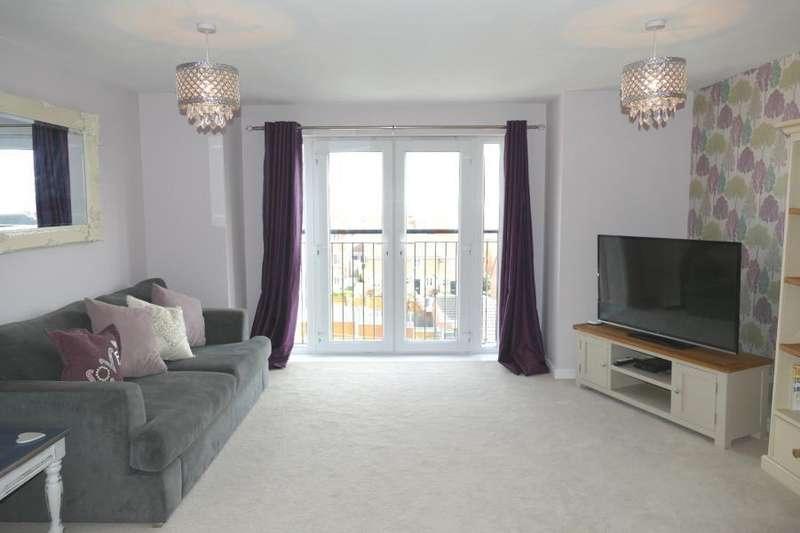 2 Bedrooms Apartment Flat for sale in NEW FOREST WAY, LEEDS, LS10 4GH