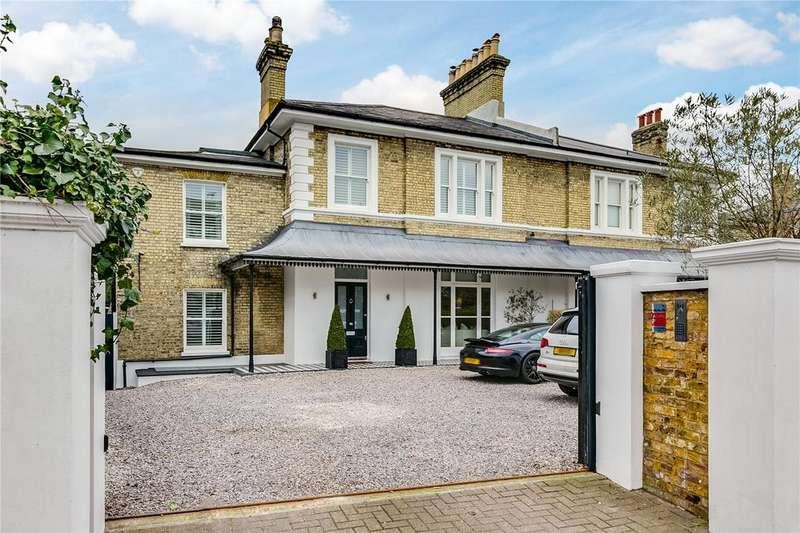 6 Bedrooms House for sale in Upper Richmond Road, Putney, London
