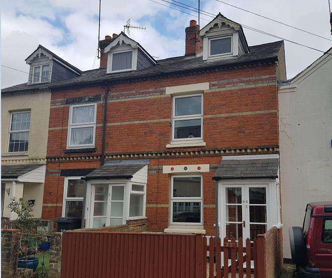 3 Bedrooms House for sale in Buckingham Road, Newbury, RG14