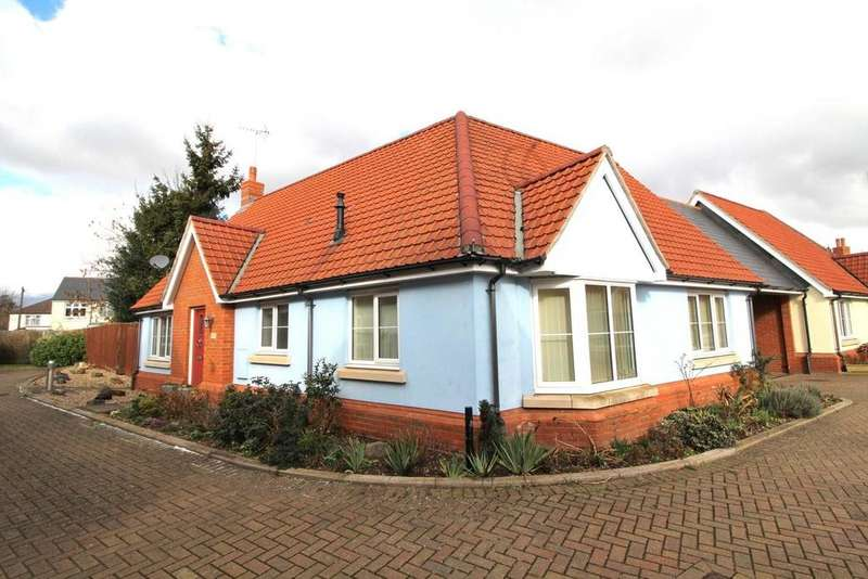 2 Bedrooms Bungalow for sale in Honywood Gardens, Chelmsford, Essex, CM2