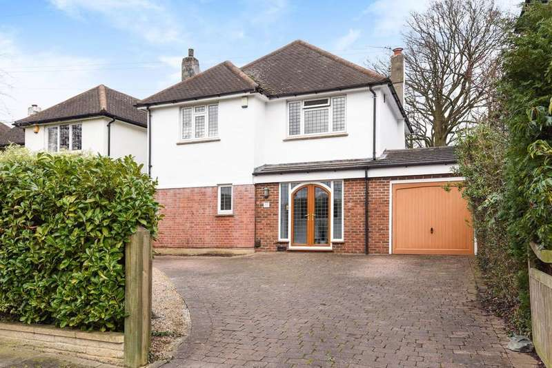 3 Bedrooms Detached House for sale in Elwill Way, Beckenham