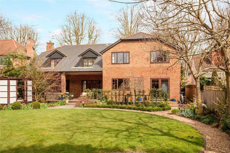 5 Bedrooms Detached House for sale in Frances Avenue, Maidenhead, Berkshire, SL6