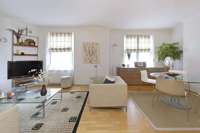 2 Bedrooms Apartment Flat for sale in Warwick Chambers, Kensington W8