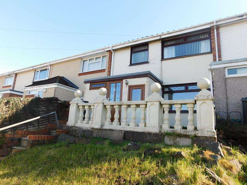 3 Bedrooms Terraced House for sale in Wheatley Road, Neath, Neath Port Talbot.