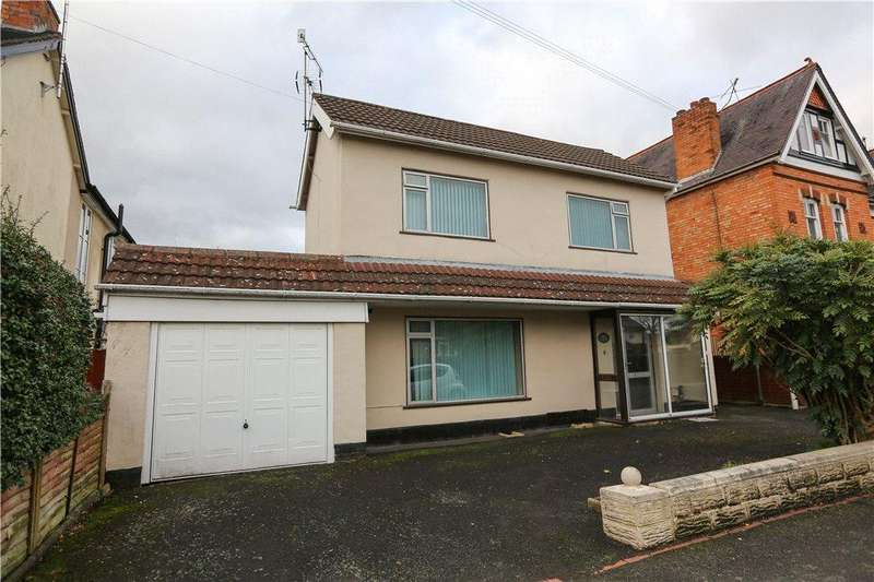 4 Bedrooms Detached House for sale in Wellington Road, Bromsgrove, B60
