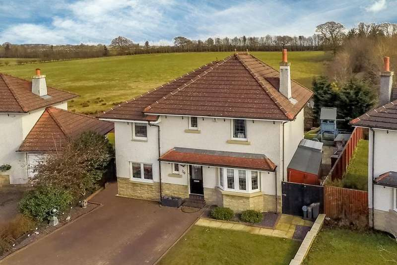 4 Bedrooms Detached Villa House for sale in 20 Beauly Crescent, Newton Mearns, G77 5UQ