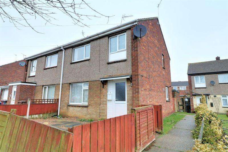 3 Bedrooms Semi Detached House for sale in Teanby Drive, Winterton