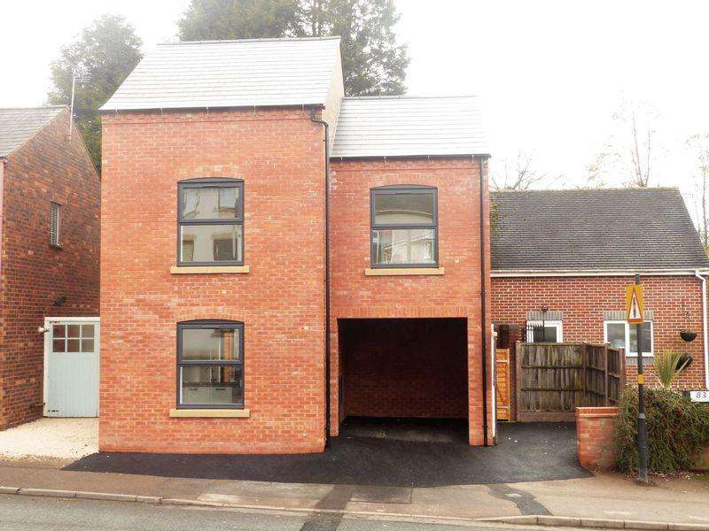 2 Bedrooms Detached House for sale in Reddicap Hill, Sutton Coldfield
