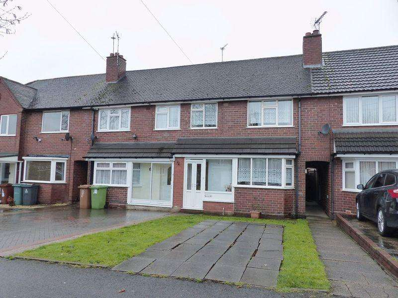 3 Bedrooms Terraced House for sale in Morland Road, Great Barr