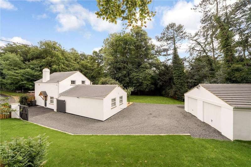 4 Bedrooms Detached House for sale in Lotherton Lane, Aberford, Leeds, West Yorkshire
