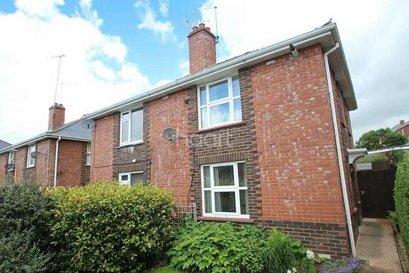 2 Bedrooms Semi Detached House for sale in Lethbridge Road