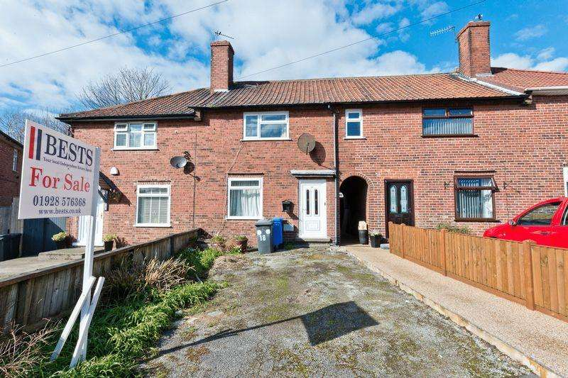 2 Bedrooms Terraced House for sale in Roscoe Crescent, Weston Point, Runcorn