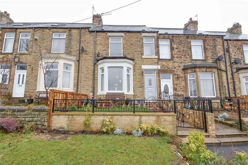 3 Bedrooms Terraced House for sale in Durham Road , Leadgate , Consett, DH8 7QZ