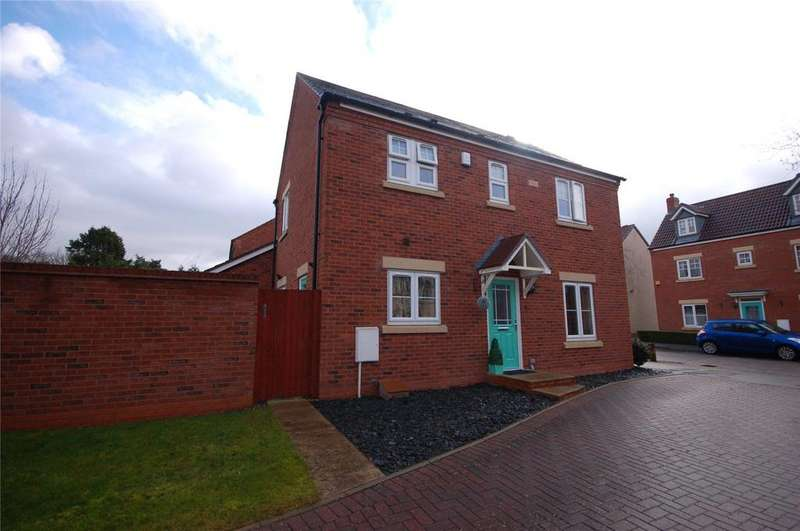 3 Bedrooms Detached House for rent in 29 Wenlock Rise, Bridgnorth, Shropshire, WV16