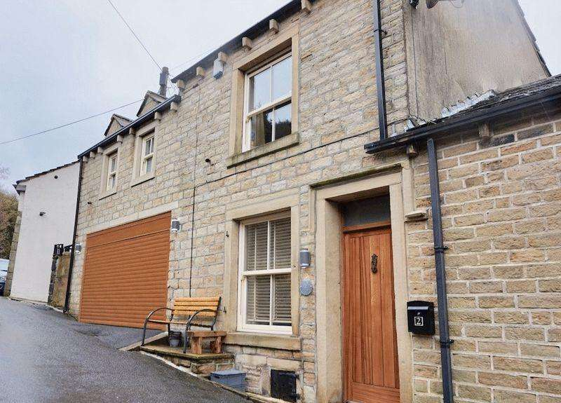 2 Bedrooms Cottage House for sale in 2 Fountain Street, Ripponden, HX6 4DX