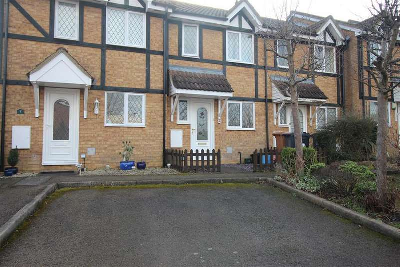 2 Bedrooms Terraced House for rent in Shearwater Close, Stevenage, SG2 9RY