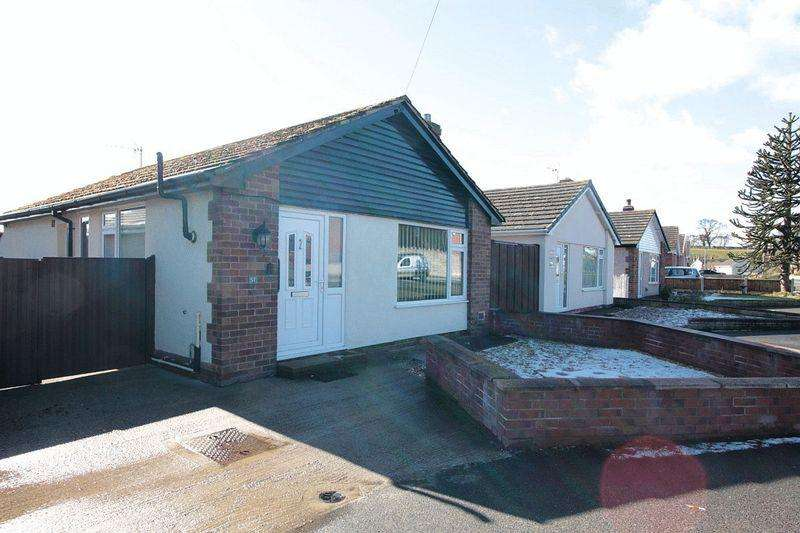 2 Bedrooms Detached Bungalow for sale in Ashly Court, St. Asaph