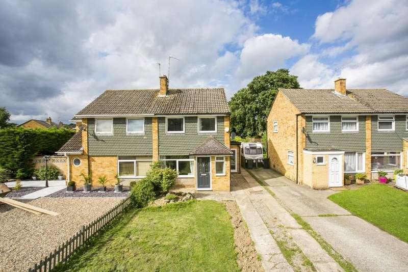 3 Bedrooms Semi Detached House for sale in Tonbridge