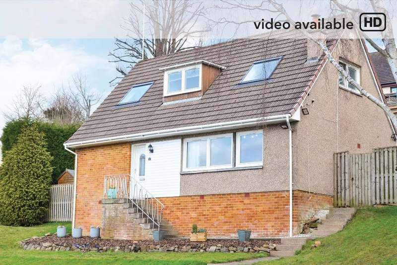 3 Bedrooms Detached House for sale in Clydebrae Drive, Bothwell, South Lanarkshire, G71 8SB