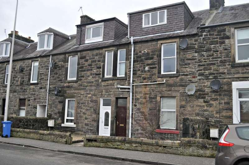 1 Bedroom Flat for rent in 25 Forth Street, Dunfermline, KY12 7PP