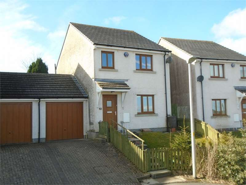3 Bedrooms Terraced House for sale in CA7 2HJ Old Chapel Close, Bothel, Wigton, Cumbria