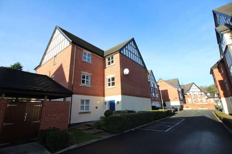 2 Bedrooms Flat for rent in Freshwater View, Northwich, CW8