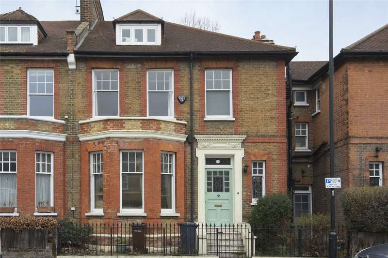 5 Bedrooms House for sale in Queens Gate Villas, Victoria Park Road, London, E9