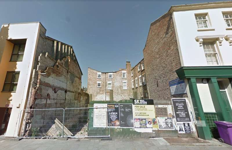 15 Bedrooms Land Commercial for sale in Duke Street, Liverpool, Merseyside, L1 4JS