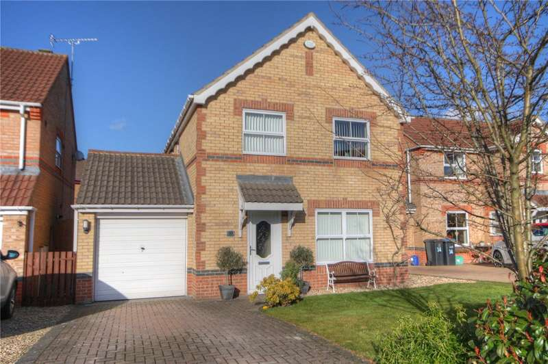 4 Bedrooms Detached House for sale in Mayfield Walk, St. Helen Auckland, Bishop Auckland, DL14
