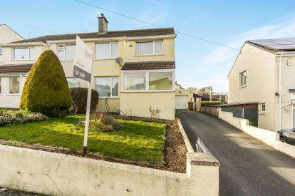 3 Bedrooms Semi Detached House for sale in Plymouth, Devon, Uk