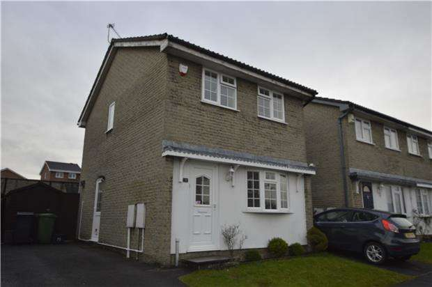 3 Bedrooms Detached House for sale in Breaches Gate, BS32 8AY