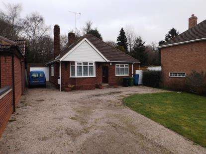 2 Bedrooms Bungalow for sale in St. Peters Road, Dudley, West Midlands