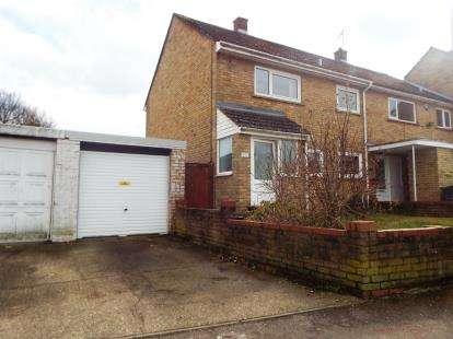 3 Bedrooms End Of Terrace House for sale in Pankhurst Crescent, Stevenage, Hertfordshire, England