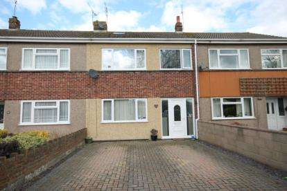 3 Bedrooms Terraced House for sale in Nailsworth Avenue, Yate, Bristol, Gloucestershire