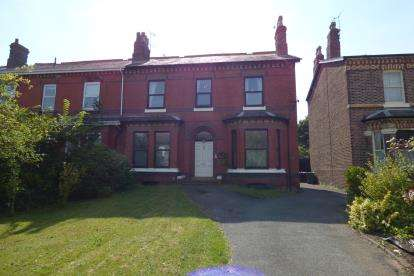 3 Bedrooms Flat for sale in Eshe Road, Blundellsands, Liverpool, L23