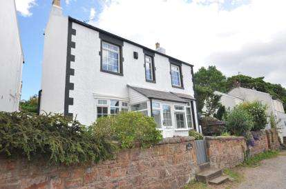 2 Bedrooms Cottage House for sale in West Grove, Lower Heswall, Wirral, CH60