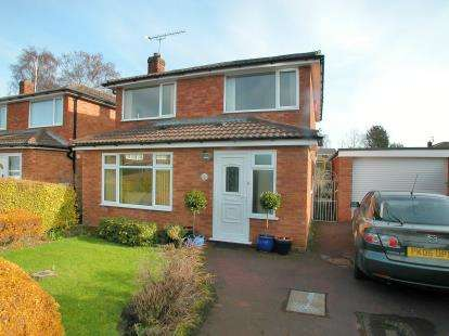 3 Bedrooms Detached House for sale in Stratford Road, Little Neston, Cheshire, CH64