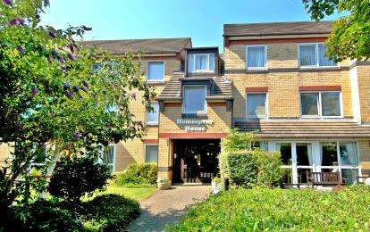 1 Bedroom Retirement Property for sale in Homespray House, Riversdale Road, West Kirby, Wirral, CH48