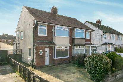 3 Bedrooms Semi Detached House for sale in Circular Drive, Greasby, Wirral, CH49