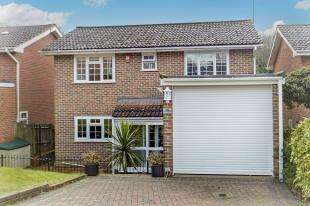 4 Bedrooms Detached House for sale in Whimbrel Close, Sanderstead, South Croydon, Surrey