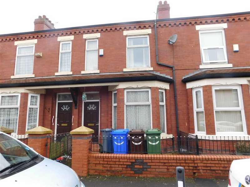 3 Bedrooms Terraced House for sale in Ossory Street, Manchester