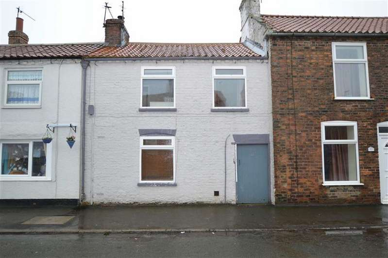 2 Bedrooms Terraced House for sale in High Street, Aldbrough, East Yorkshire