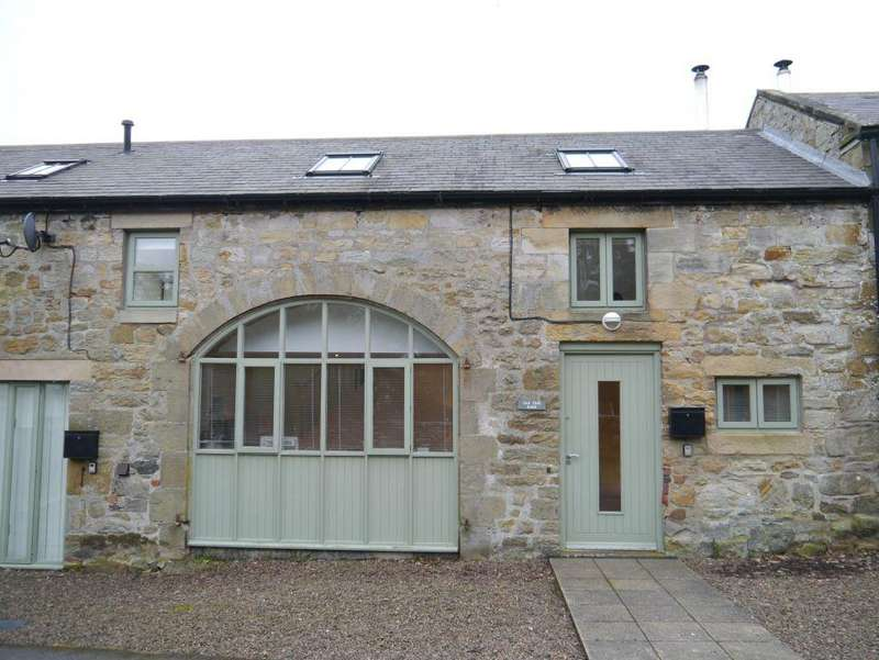 2 Bedrooms Terraced House for sale in Otterburn, Northumberland