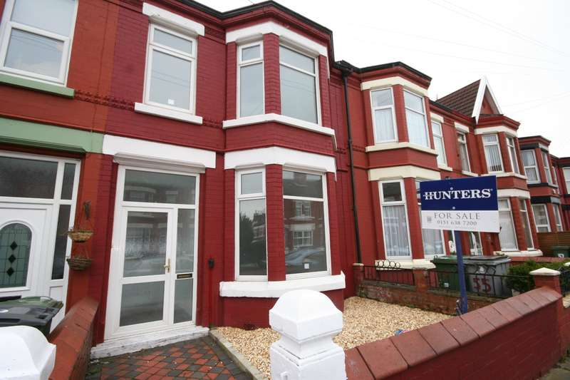 4 Bedrooms Semi Detached House for sale in Brougham Road, Wallasey, CH44 6PN